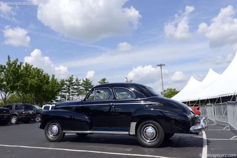 1946 Chevrolet Series DK