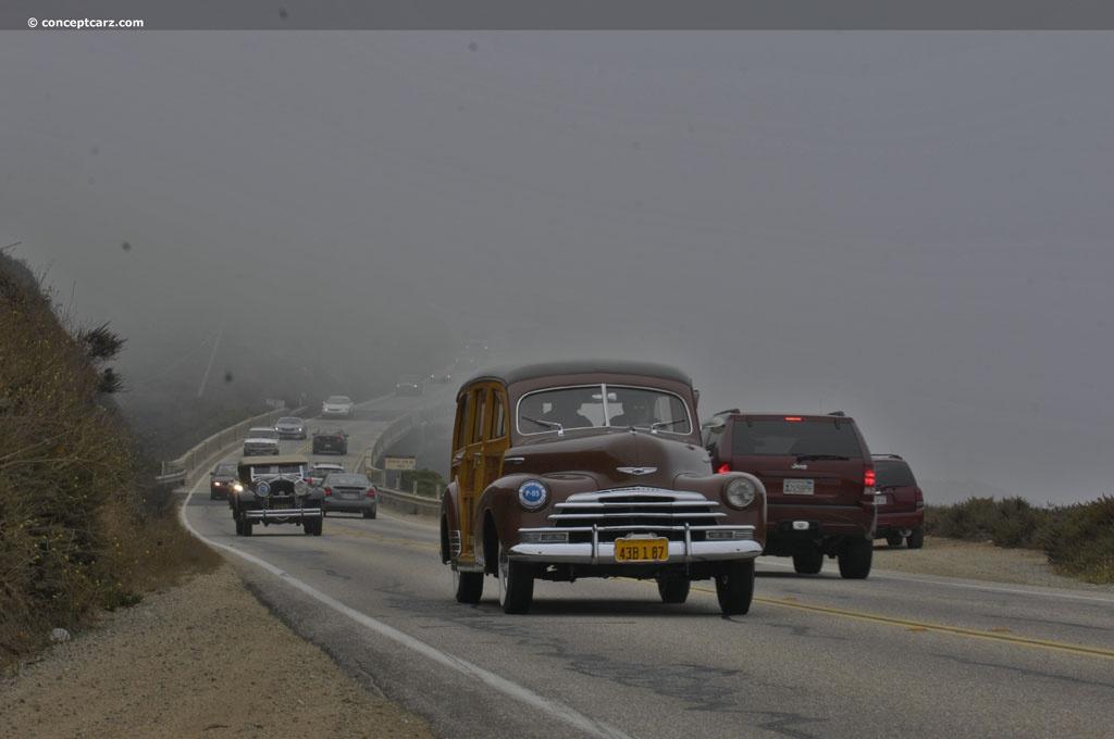 1947 Chevrolet Fleetmaster