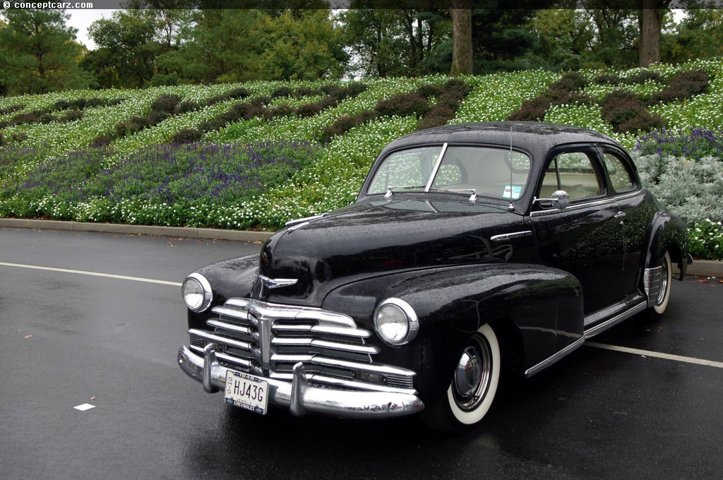 1947 Chevrolet Stylemaster Series 1500 Ej Pictures