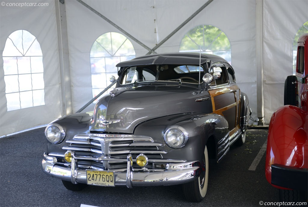 Auction Results and Sales Data for 1948 Chevrolet Fleetline