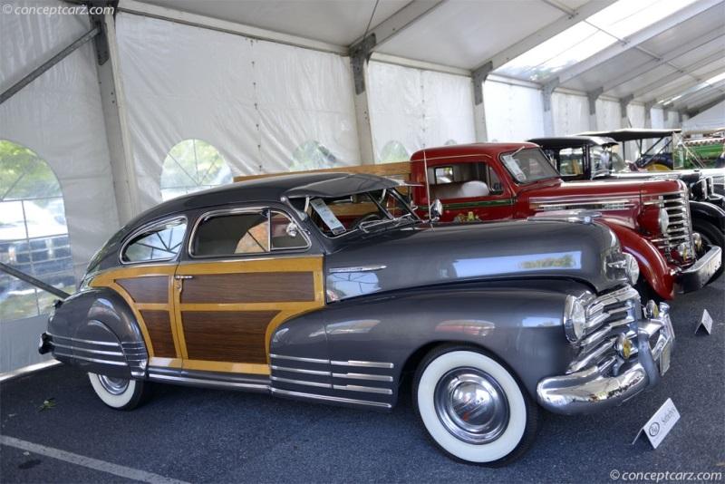 1948 Chevrolet Fleetline Conceptcarz Com