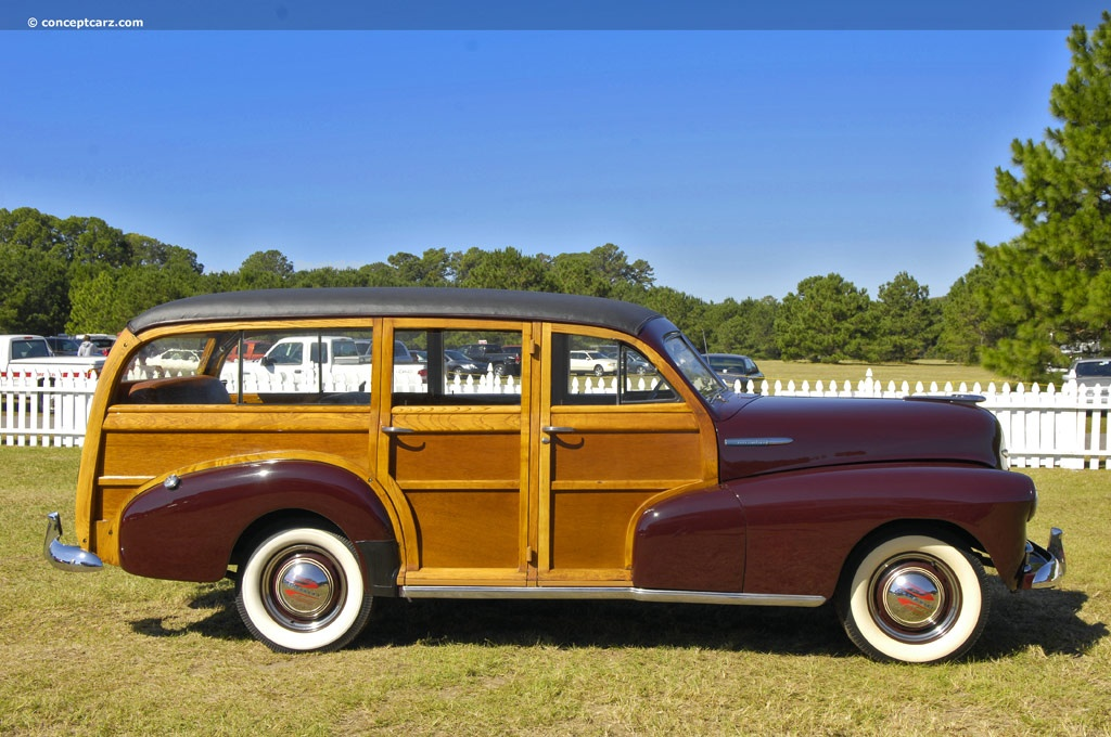 1948 Chevrolet Fleetmaster Pictures, History, Value, Research, News ...
