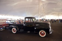 1950 Chevrolet 3100 Pickup.  Chassis number HBA313892
