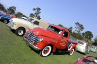 1950 Chevrolet 3100 Pickup.  Chassis number AHCM48211