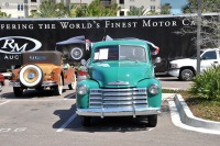 1951 Chevrolet Model 3100.  Chassis number 8JPB5171