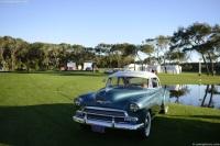 1951 Chevrolet DeLuxe Series