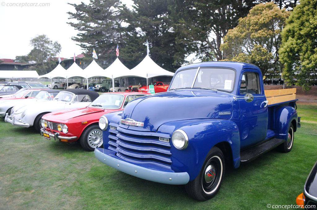 auction results and sales data for 1951 chevrolet model 3100. Black Bedroom Furniture Sets. Home Design Ideas