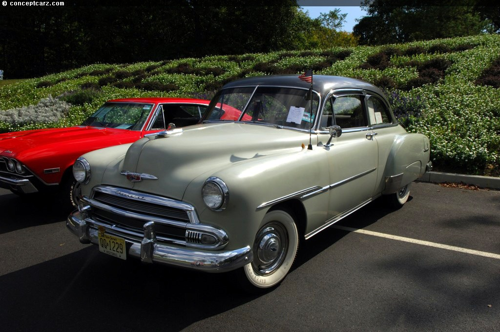 Auction Results and Sales Data for 1951 Chevrolet Styleline Deluxe