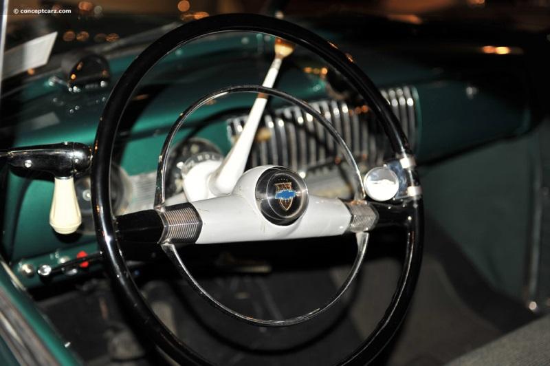 1952 Chevrolet Deluxe Styleline Series