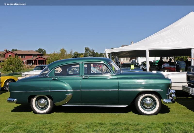 1953 Chevrolet 210 2 DOOR