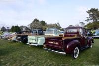 1953 Chevrolet Model 3100.  Chassis number H53K011148