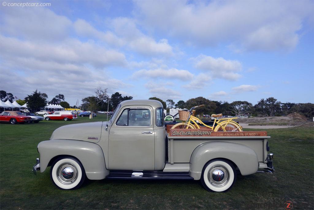1953 Chevrolet Model 3100