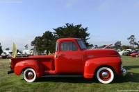1953 Chevrolet Model 3100.  Chassis number LBM25754