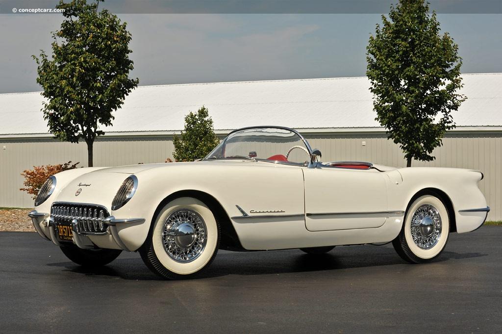Chevy Corvette 2018 >> 1953 Chevrolet Corvette C1 Image. Chassis number E53F 001 024. Photo 56 of 124