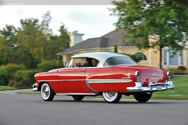 1954 Chevrolet Bel Air Image. Photo 2 of 16