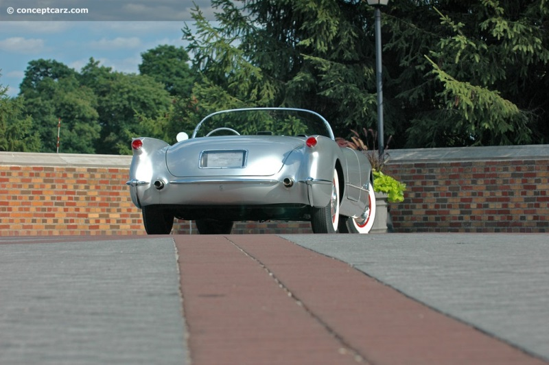 1954 Chevrolet Corvette Concept Conceptcarz Com