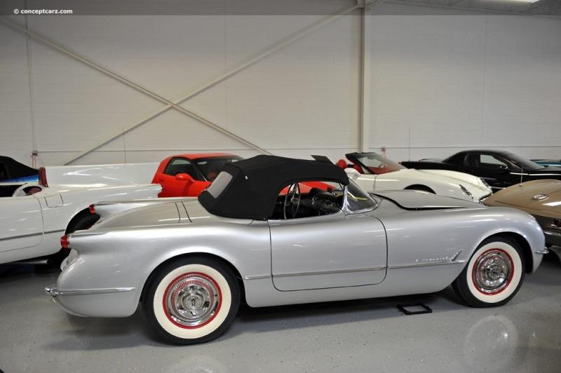 1954 Chevrolet Corvette Concept
