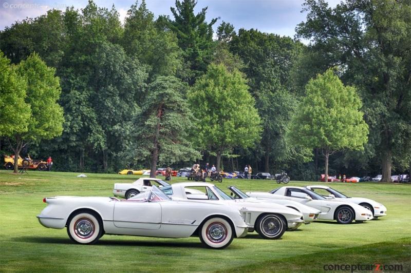 1954 Chevrolet Corvette C1 History Pictures Value Auction Sales