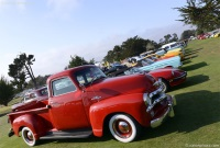 1954 Chevrolet Series 3100.  Chassis number H54K011132