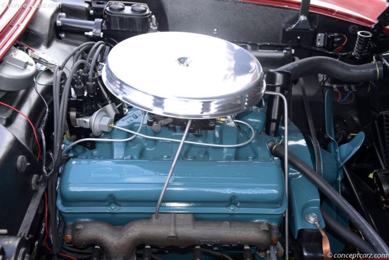 1954 Chevrolet Corvette Corvair Concept