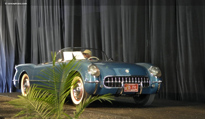1955 Chevrolet Corvette C1