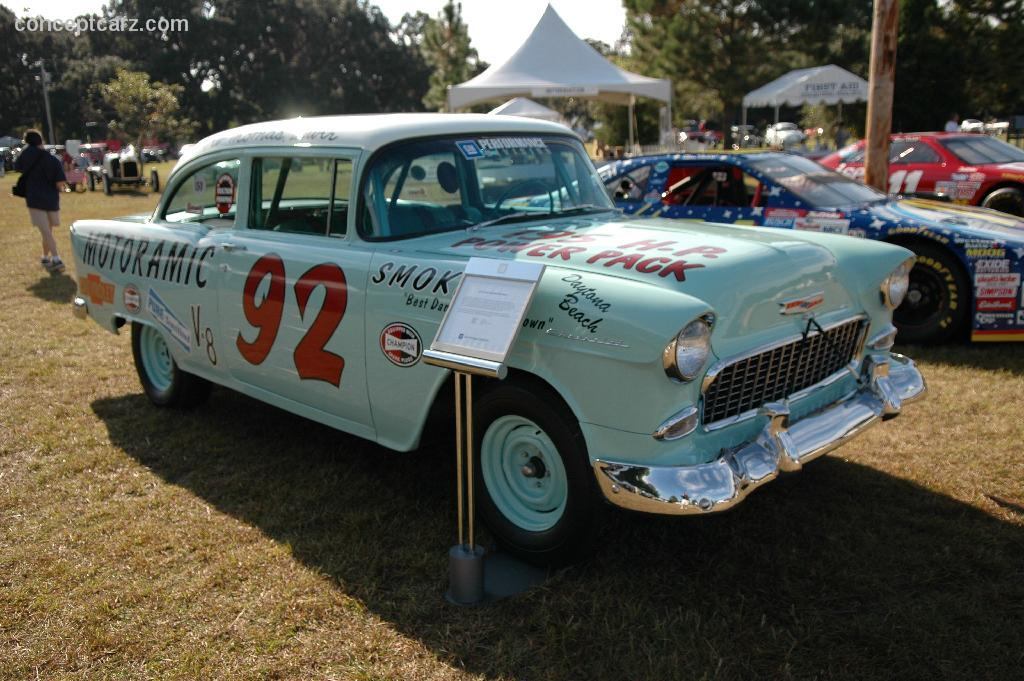 1955 Chevrolet Series 150 History Pictures Value Auction Sales Research And News