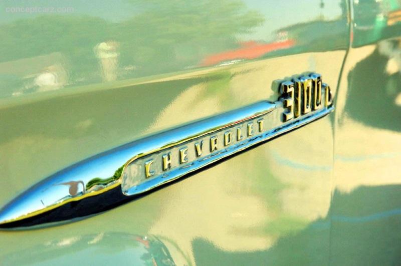 1955 Chevrolet 1/2 Ton Series 3100