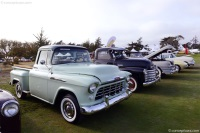 1956 Chevrolet Series 3100 1/2-Ton.  Chassis number 3A560002614
