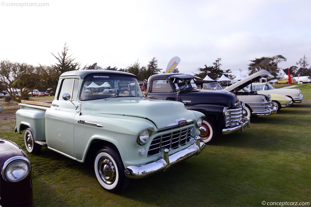 1956 Chevrolet Series 3100 1 2ton Technical And Mechanical Specifications