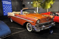1956 Chevrolet Bel Air.  Chassis number VC56K097200