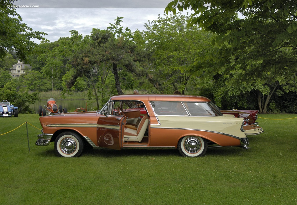 Auction results and sales data for 1956 Chevrolet Bel Air - conceptcarz.com