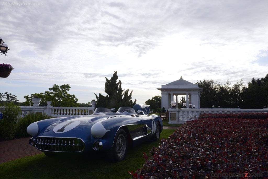 1956 Chevrolet Corvette SR2