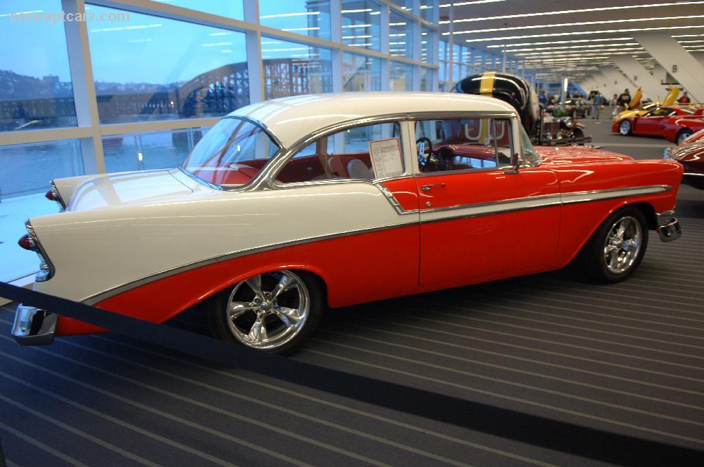 1956 Chevrolet Bel Air Image Https Www Conceptcarz Com