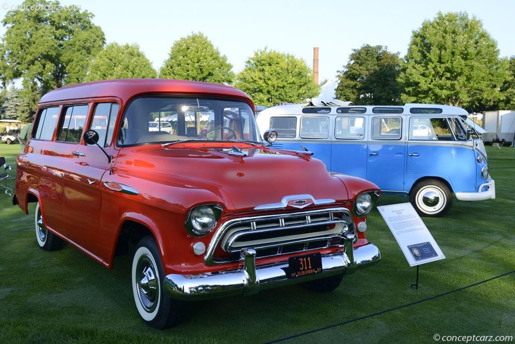 1957 Chevrolet Series 3100 Image. Photo 5 of 41