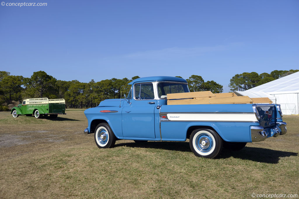 1957 Chevrolet Series 3100 Technical And Mechanical Specifications