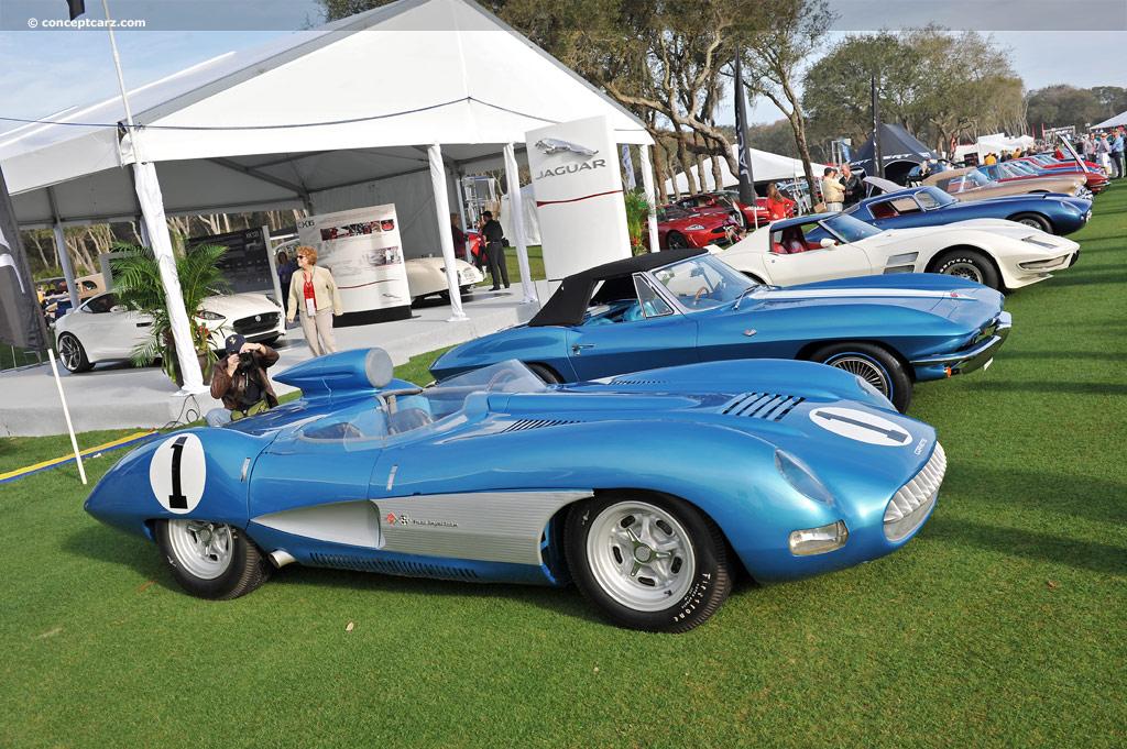 1957 Chevrolet Corvette SS Image