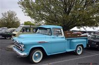 1957 Chevrolet Series 3200.  Chassis number 3B57L118937