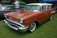 1957 Chevrolet Two-Ten image.