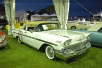 1958 Chevrolet Bel Air Series