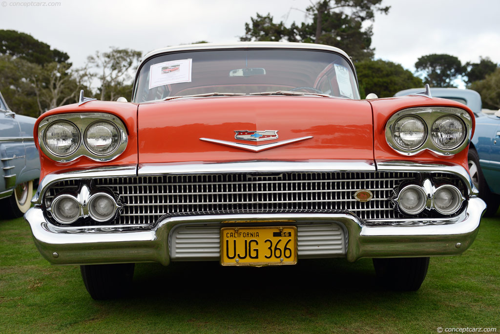 Fiat Of Scottsdale >> Auction results and sales data for 1958 Chevrolet Bel Air Series. Gooding and Company - The ...