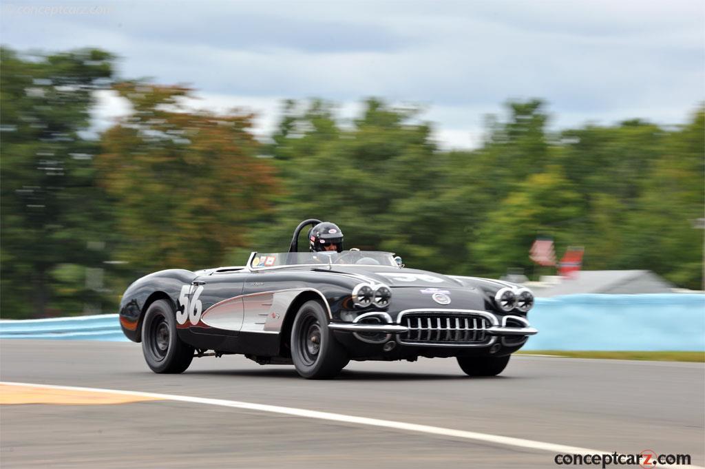 1958 Chevrolet Corvette C1 Pictures, History, Value, Research, News ...