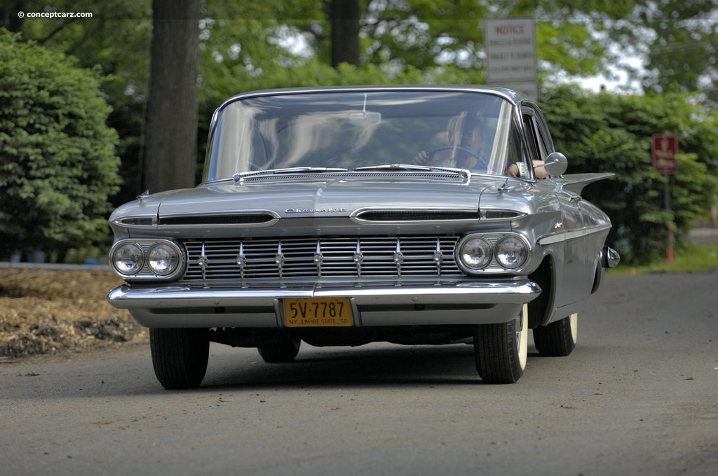 Auction Results And Sales Data For 1959 Chevrolet Bel Air