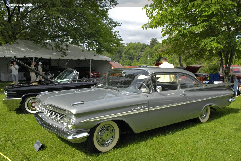 auction results and sales data for 1959 chevrolet bel air. Black Bedroom Furniture Sets. Home Design Ideas