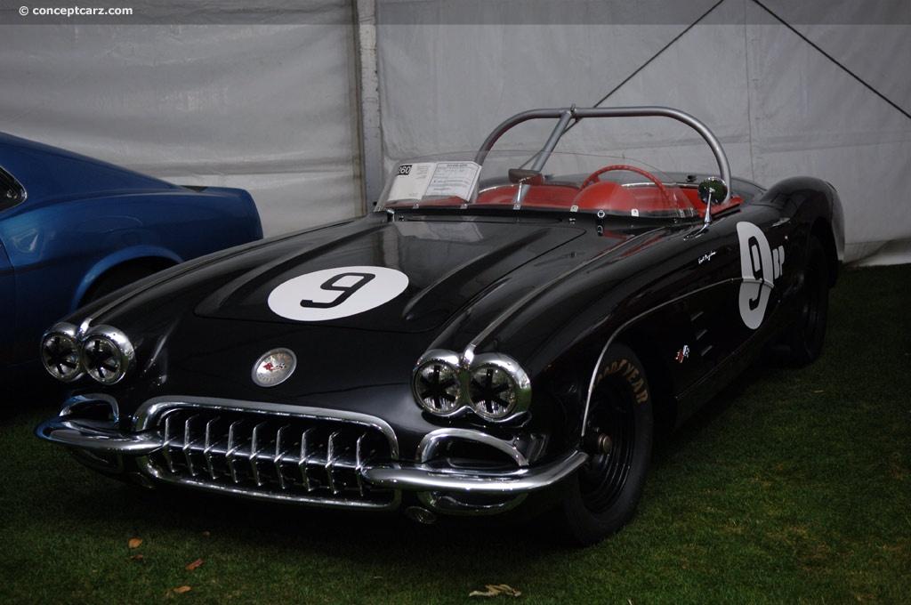 1959 Chevrolet Corvette C1