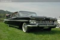 1959 Chevrolet Impala Series image.