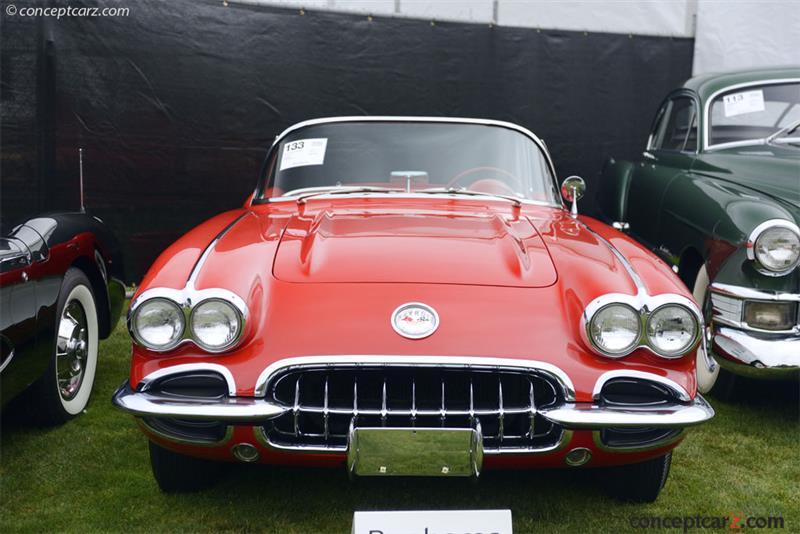 1959  CHEVROLET  FOLDING TOP MANUAL