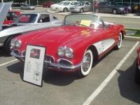 1959 Chevrolet Corvette C1 image.