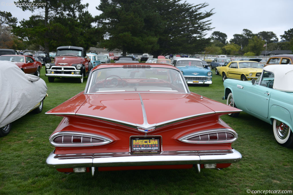 Auction Results And Sales Data For 1959 Chevrolet Impala