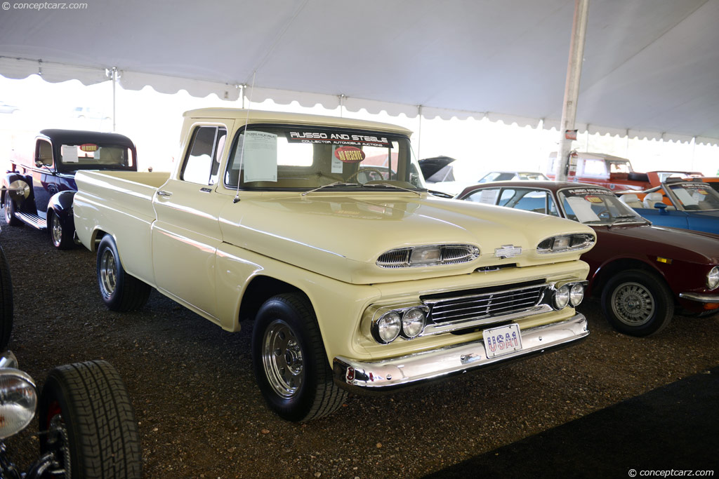 1960 Chevrolet C10 History Pictures Value Auction Sales Research