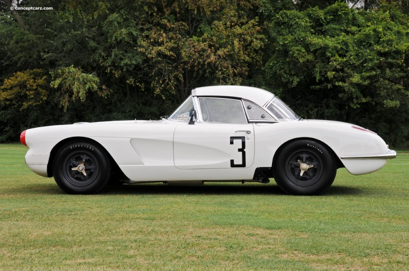 1960 Chevrolet Corvette LeMans Racer